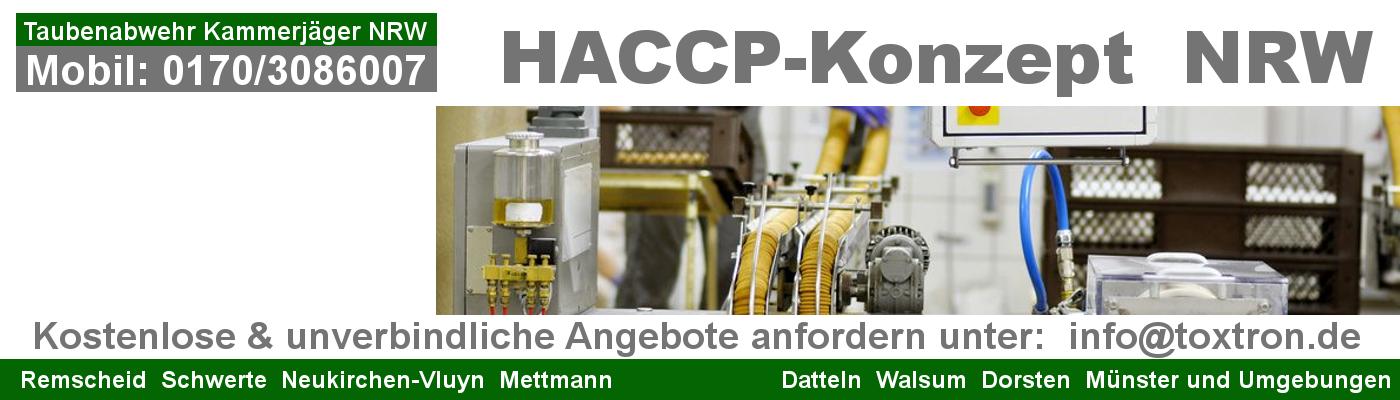 HACCP-Konzept